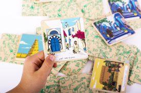 أرابيستي – لعبة الذاكرة