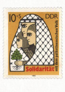 Solidarität mit dem palästinensischen Volk