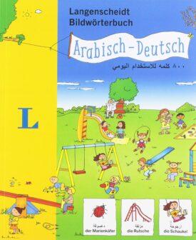 Langenscheidt Bildwörterbuch Arabisch – Deutsch – für Kinder ab 3 Jahren